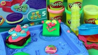 Zabawy Z Play-doh - Cookie Creations / Słodkie Ciasteczka  - Hasbro -  B0307