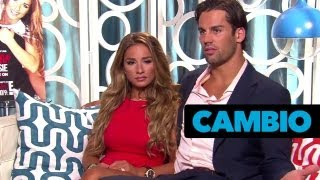 How long have jesse james and eric decker been dating