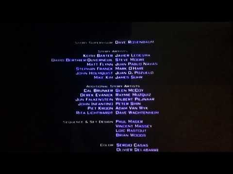 Despicable Me End Credits Final Video