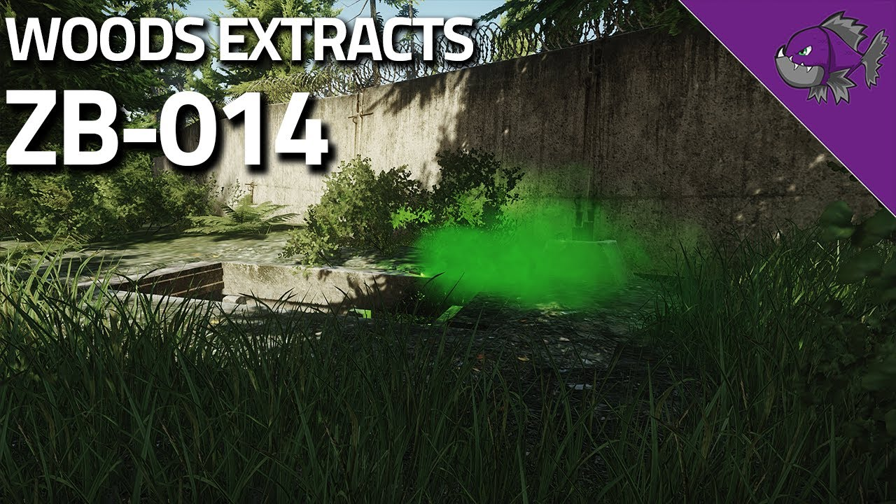 Zb 014 Woods Extract Guide Escape From Tarkov Youtube