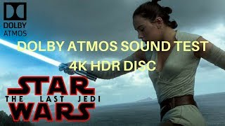 Star wars: the last jedi dolby atmos test. in this video we disabled all sound outputs except for speakers to give better idea of h...