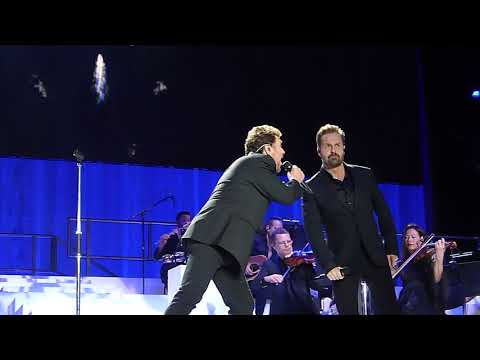 Alfie Boe & Michael Ball 'You'll Be Back'  Birmingham 05.12.17 HD