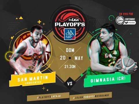 Liga Nacional: San Martín vs. Gimnasia | #LaLigaEnTyCSports