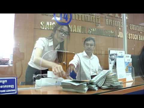 Cambodia Banking Awards 2016: Outstanding SME Service Bank -
