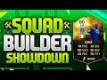 FIFA 16 SQUAD BUILDER SHOWDOWN!!! INFORM AROUNA KONE!!! Everton Legend Kone Squad Builder Duel