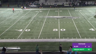 BSDN Live - Blair @ Omaha Skutt - Football - 2018