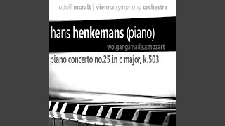 Piano Concerto No. 25 in C Major, K 503: I. Allegro maestoso