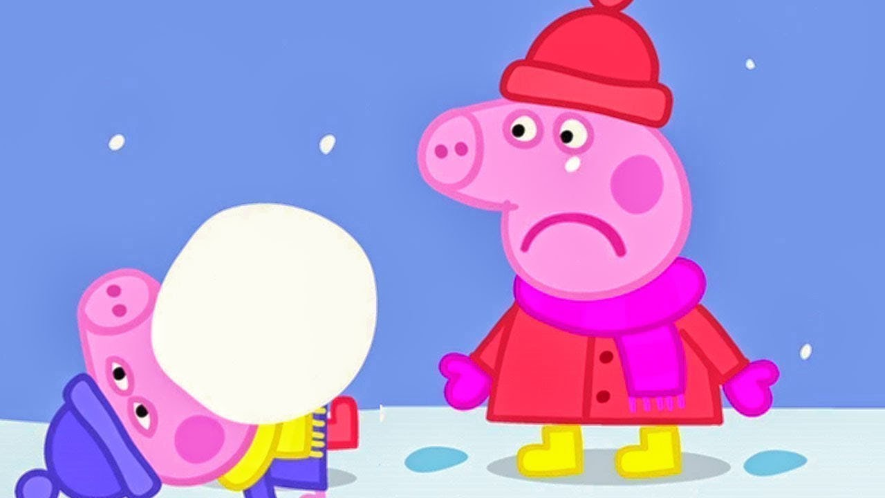 Peppa Pig English Episodes 21 Full Compilation 2017 New