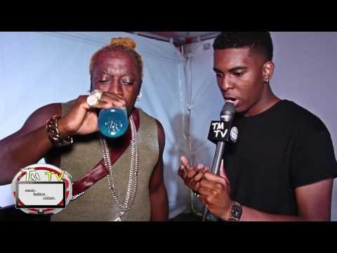 TMTV | Elephant Man talks Drake and Mr. Vegas | SOR FEST 2016