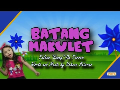 Esang De Torres - Batang Makulet (Lyric Video)