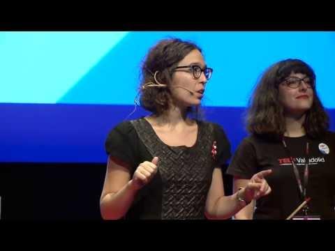 Contemos las historias de otra manera: Lucía Miranda at TEDxValladolid