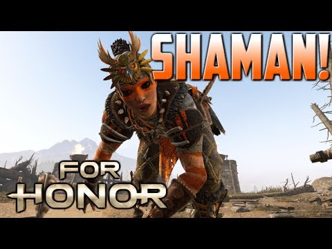 [For Honor] Shaman First Look Duels!