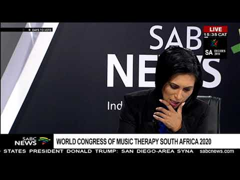 SA to host the 16th World Congress of Music Therapy in 2020