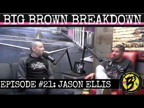 Big Brown Breakdown - Episode 21: Jason Ellis