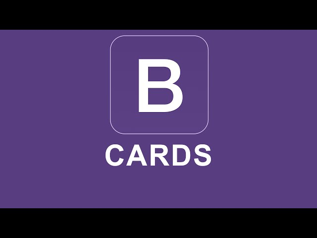 Bootstrap 4 Tutorial 21 - Cards