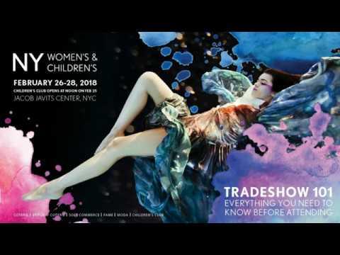 Webinar | Tradeshow 101: NY Women's & Children's February 2018