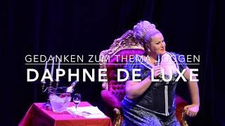 Daphne de Luxe I Gedanken zum Thema Joggen (Comedy)