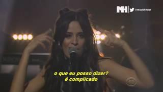 Machine Gun Kelly feat. Camila Cabello - Bad Things (Legendado/Tradução) Mp3