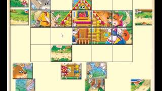 Пазлы для детей 6 лет онлайн бесплатно играть - Пазл