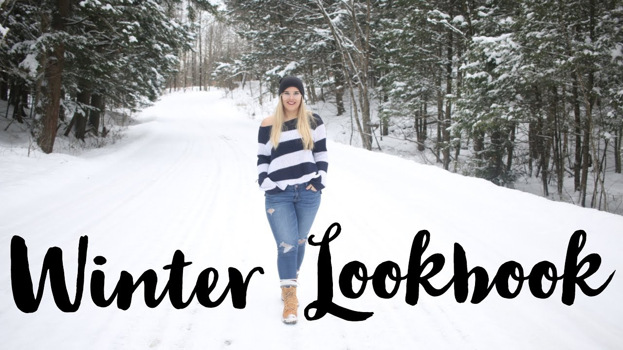 [VIDEO] - Winter Lookbook || 2018 2