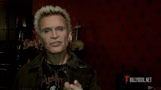 Beginning march 16, 2016, billy idol will take the stage of intimate house blues las vegas at mandalay bay resort and casino for his first-ever multi-...