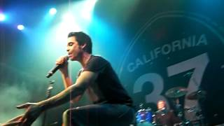 Train - Mermaid - Live @Paradiso, Amsterdam