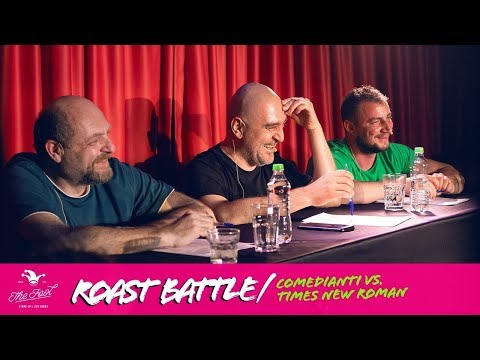 Times New Roman vs Comedianți