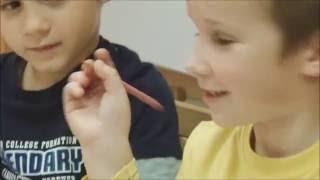 Развитие детей в детском центре