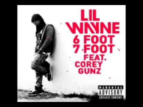 6 Foot 7 Foot Instrumental  Lil Wayne Ft Cory Gunz