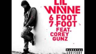 6 Foot 7 Foot Instrumental - Lil Wayne Ft. Cory Gunz