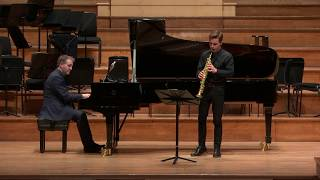 Marcello -Oboe Concerto, Movement 2 (arr. sax)