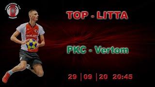 TOP/LITTA tegen PKC/VERTOM, op dinsdag 29-09-2020