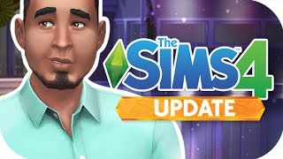 THE SIMS 4 // FREE MAY UPDATE — NEW LIGHTS + PARENTING WITH THE PANCAKES?