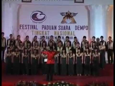 Saint Paul Voices SPV  Warisan II arr. N. Simanungkalit.mp4