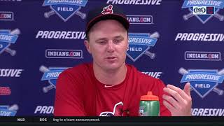 Jay Bruce on his game-winning hit:'That's what you hope for, I want that at-bat.' 2017 Video