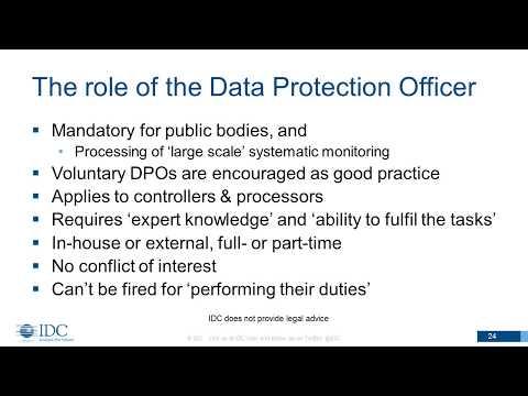 "Cybersecurity Webinar: ""A practical approach to GDPR"""