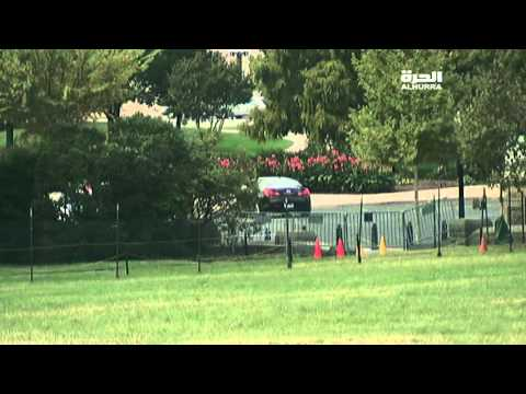 Car chase ends with shooting in Washington D.C.