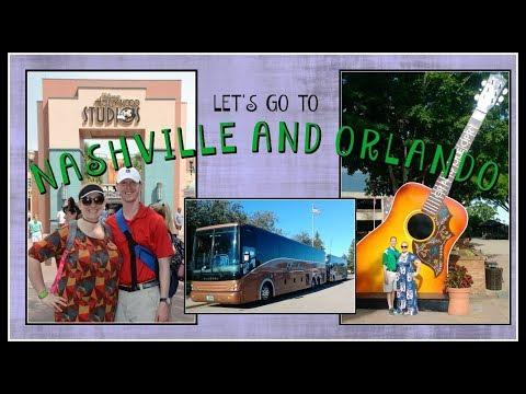 Road Trip Part 1 // Disney World // Vlog #11 // Otteson Family