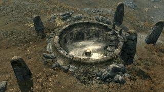 """Skyrim - Requiem (Mage) Эпизод 5 """"Древний Каирн"""""""
