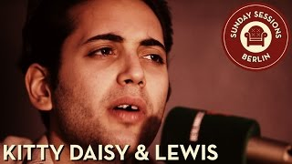 "Kitty Daisy & Lewis "" Baby Bye Bye ""  (Unplugged Version) Sunday Sessions Berlin"