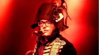 Adam Ant - Deutscher Girls - Engine Shed, Lincoln - 21st January 2012