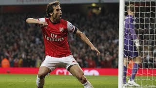 Mathieu Flamini - Top 5 Goals for Arsenal | 2004-2016