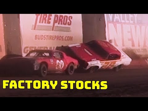 Feature: Factory Stocks at Perris Auto Speedway