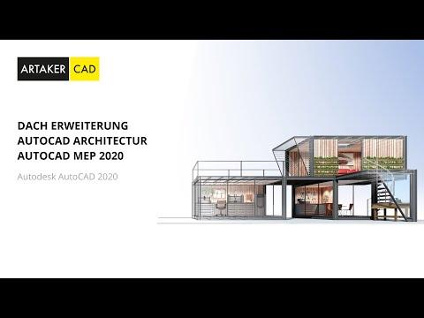 DACH Erweiterung Für AutoCAD Architecture Und AutoCAD MEP 2020