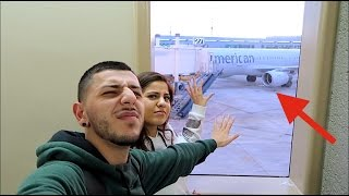 Download WE MISSED OUR FLIGHT!! (Worst day ever!) Mp3 and Videos