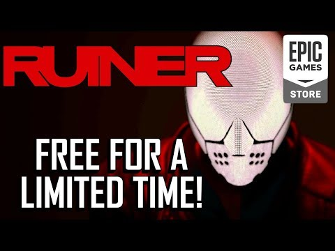 Ruiner Is Free On The Epic Games Store For A Limited Time!