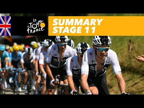 Summary – Stage 11 – Tour de France 2018