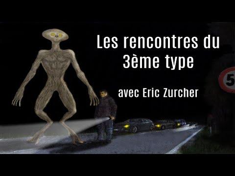 Les apparitions mondiales d'humanoïdes avec Eric Zurcher (RR3)