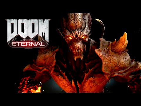 DOOM Eternal - Official Gameplay Reveal |QuakeCon 2018