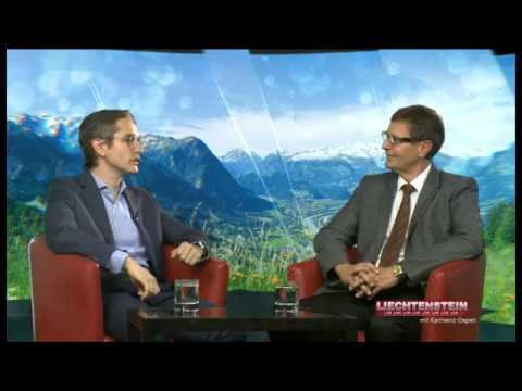 1FLTV Liechtenstein Live Interview mit Thomas Nägele